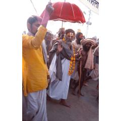 Blessings - Khumba Mela Sadu