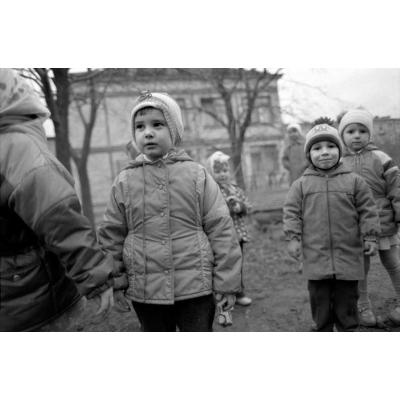Kindergarten Classmates